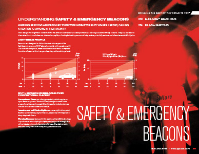 safety & emergency beacons