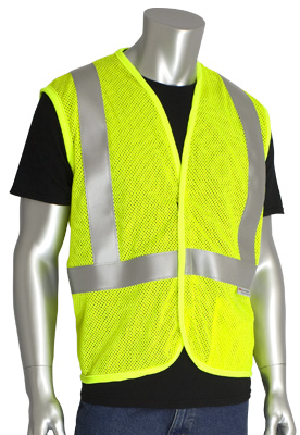 ARC rated hi-vis vest