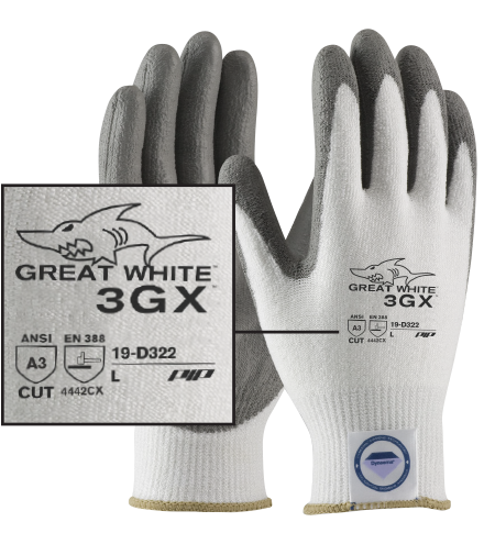 PIP Great White - Cut Resistant Gloves